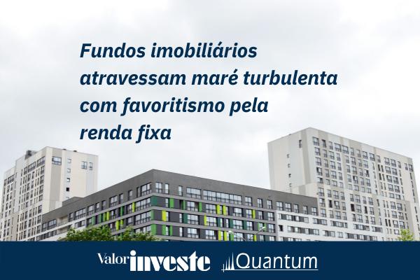 Quantum Levantamento Fundos Imobiliários Selic