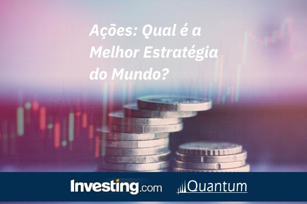 Investing Estratégia vencedora de ações dados Quantum